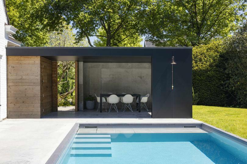 Droom je van een buitenzwembad als aanvulling van je tuinlandschap? Esthetisch gezien tilt de aanleg