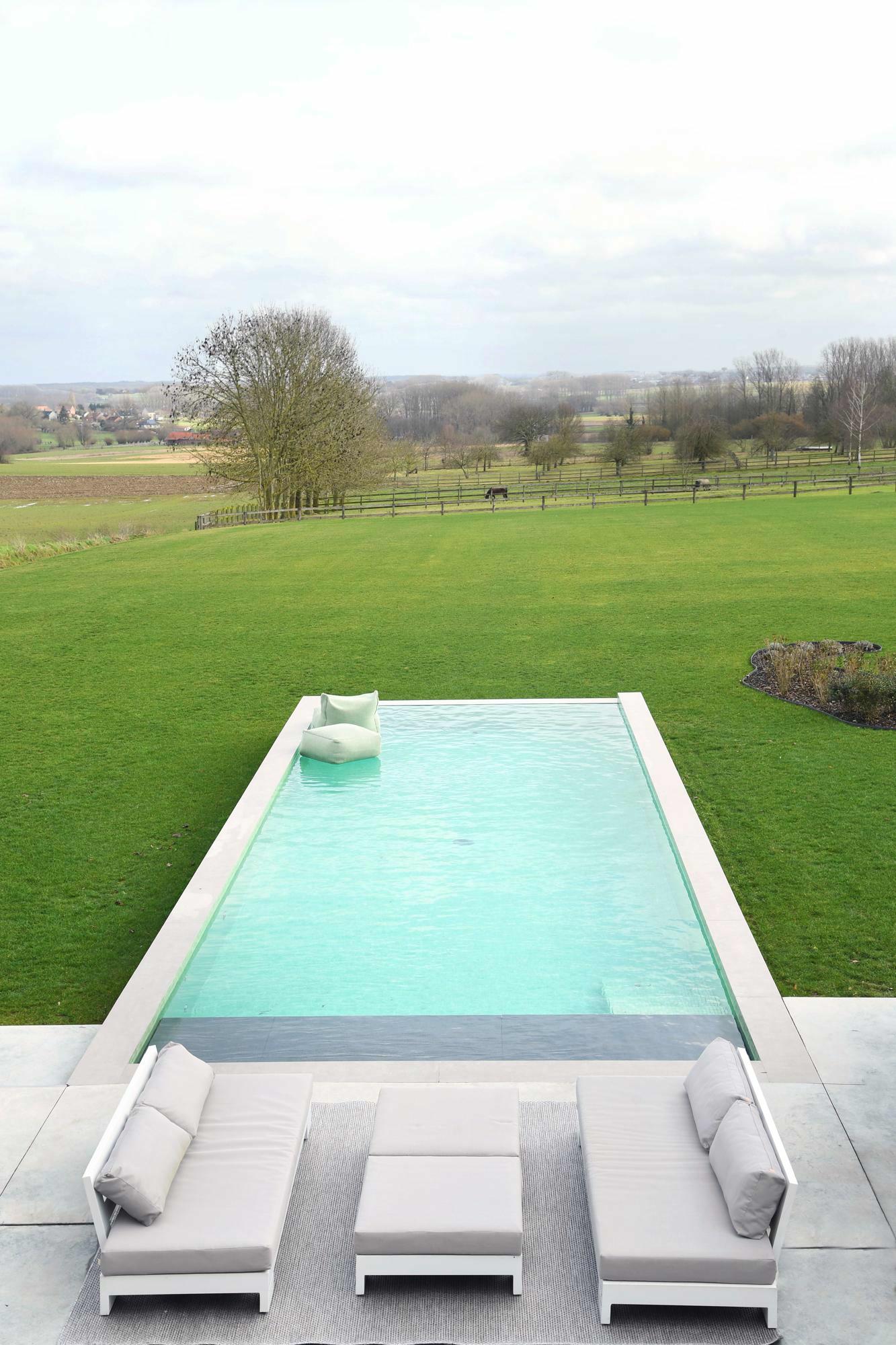 Overloopzwembad in Herne